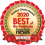 Golden Glory | 2020 Best of the Peninsula Awards