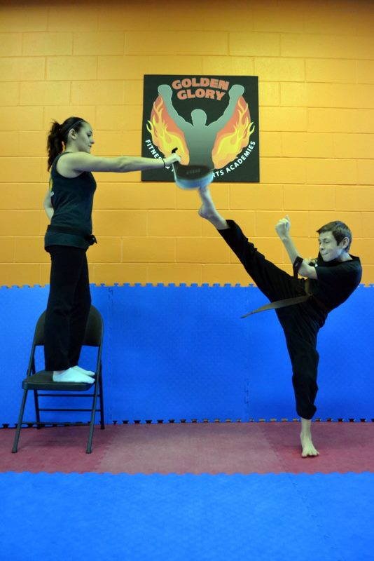 kickboxing_practice