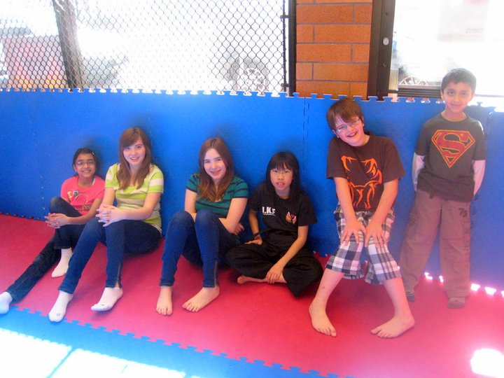 teens_at_martial_arts_party