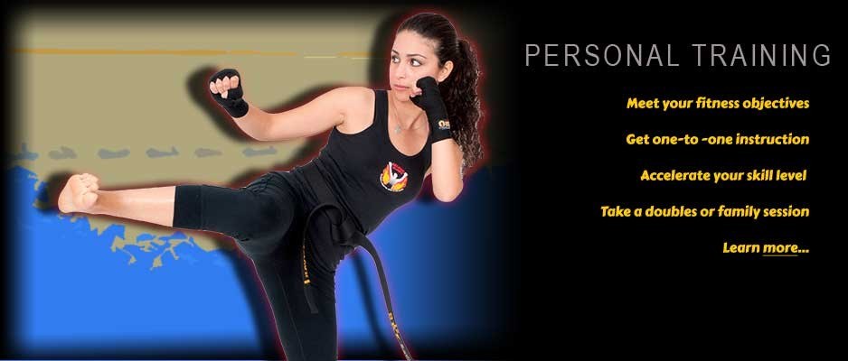 Personal training and fitness