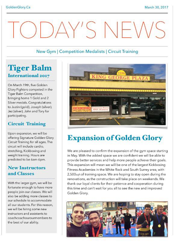 golden_glory_south_surrey_expansion_newsletter